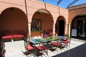 Le Riad Cap D'Agde - Repas et boissons